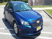 2012 CHEVROLET cruze Chevrolet Cruze LS Sedan 4-Door