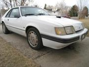 Ford 1986 Ford Mustang SVO