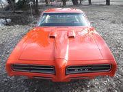 1969 Pontiac GTO Judge Pontiac Hestorical